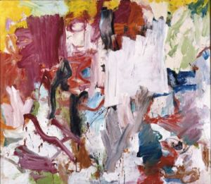 Untitled XXV By Willem De Kooning