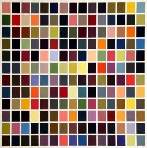 180 Farben by Gerhardt Richter