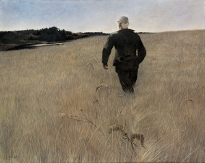 Andrew Wyeth - Turkey Pond