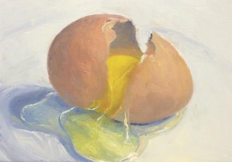 #128 5 x7 Eggs Fourteen_4021B2