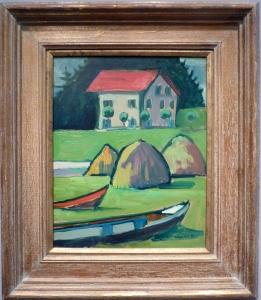 Fishermans House Gabriele Munter 1908_4834